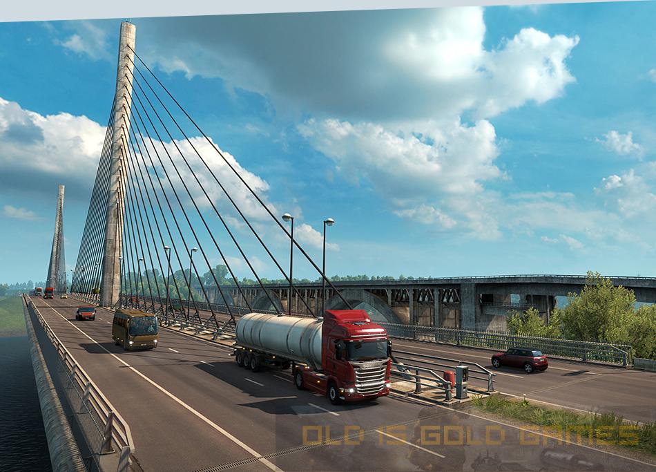 Euro Truck Simulator 2 Features