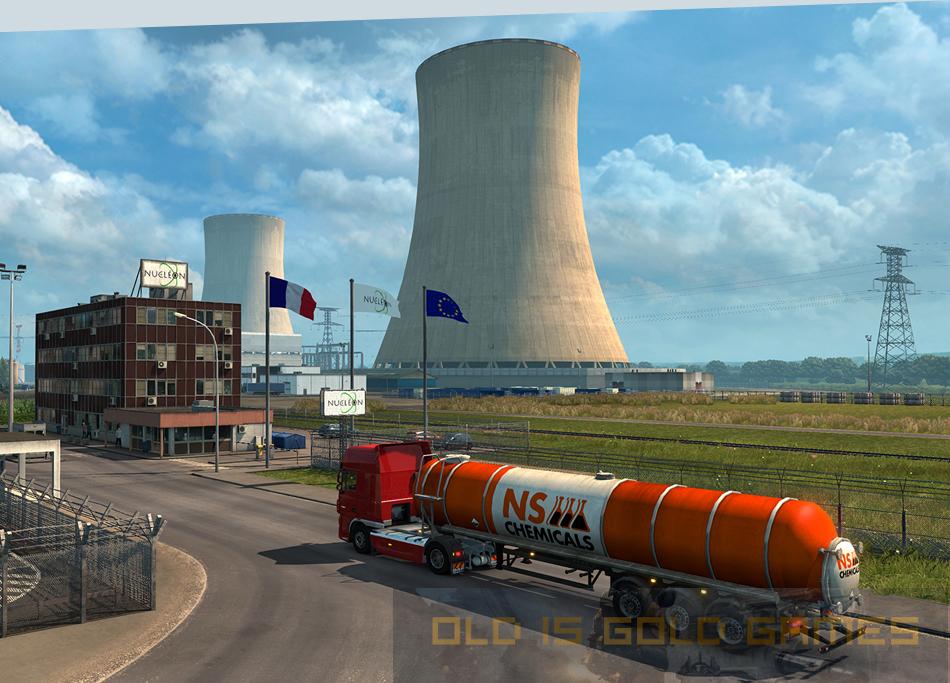 Euro Truck Simulator 2 Setup Download For Free