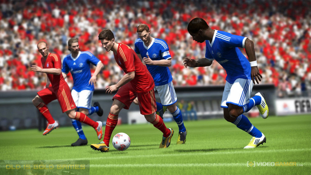 FIFA 13 Features