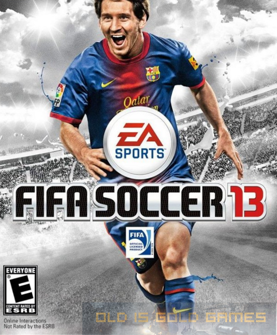 FIFA 13 Free Download