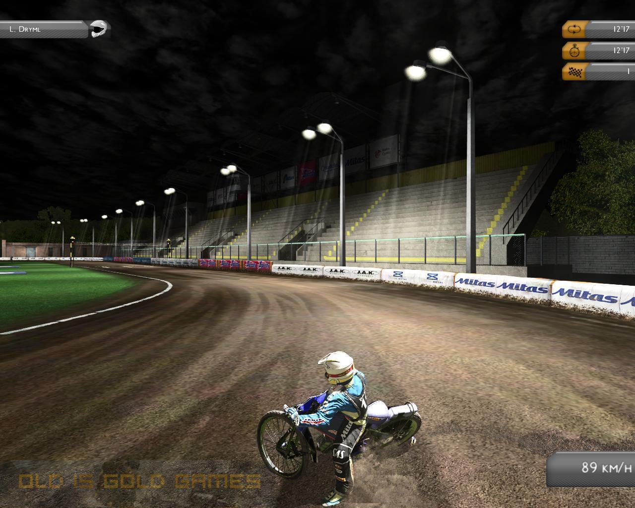 Fim Speedway Grand Prix 4 Features