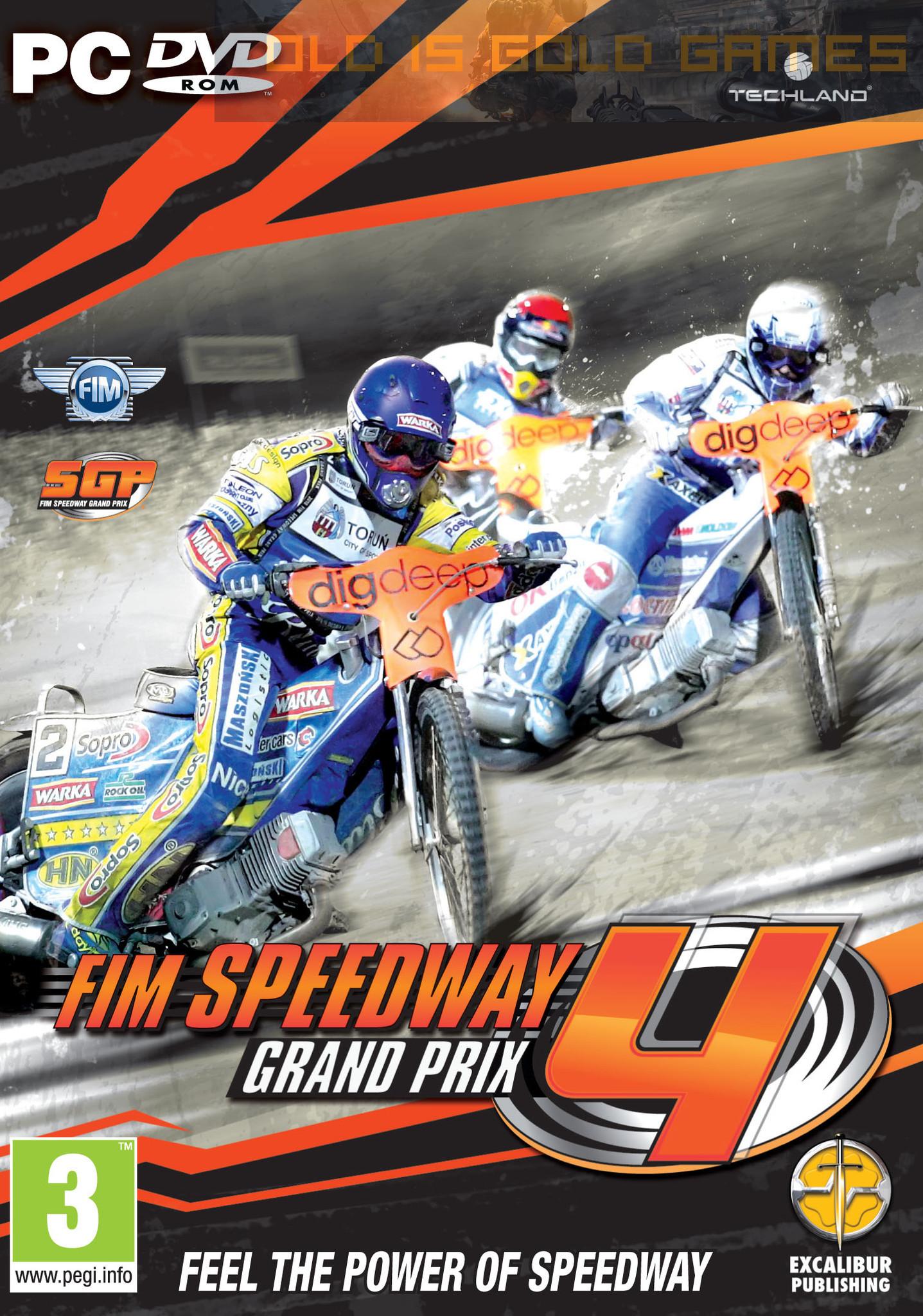 Fim Speedway Grand Prix 4 Free Download