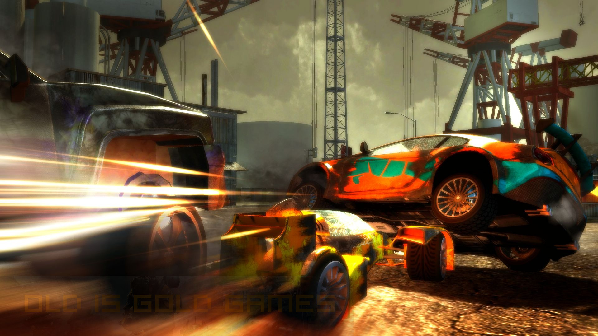 Flatout 3 Chaos And Destruction Features
