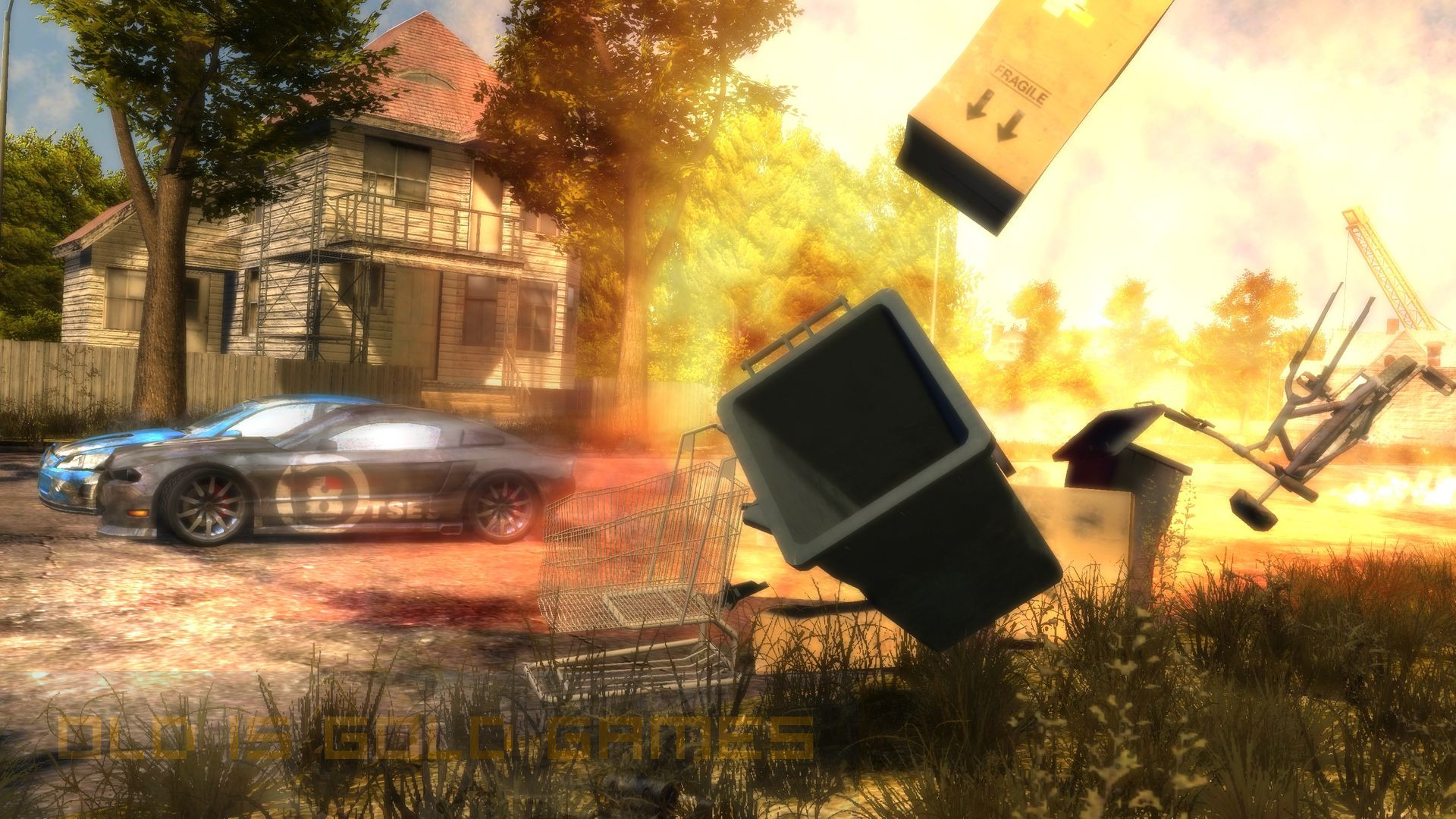 Flatout 3 Chaos And Destruction Setup Free Download