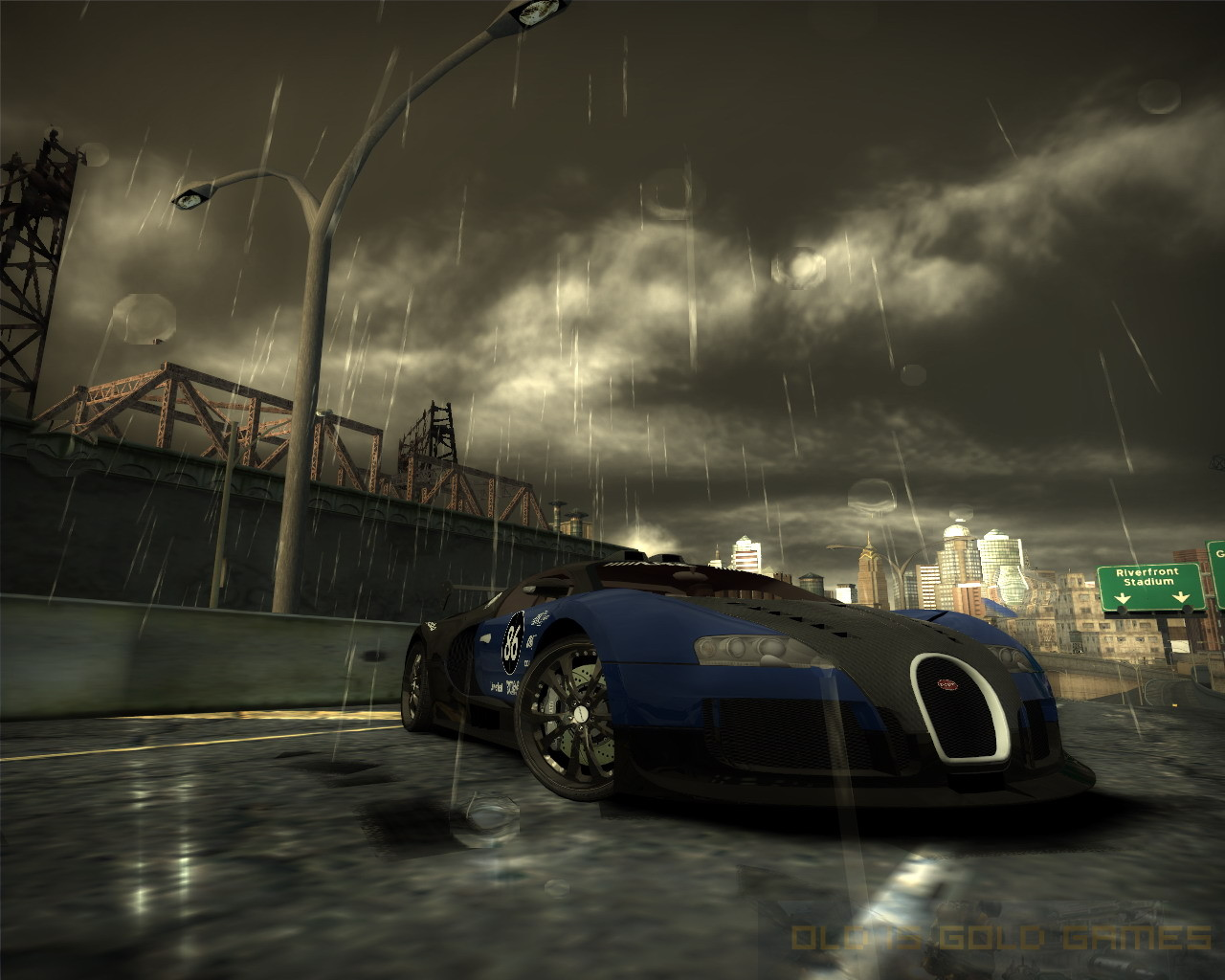 Need For Speed Most Wanted Black Edition Setup Free Download