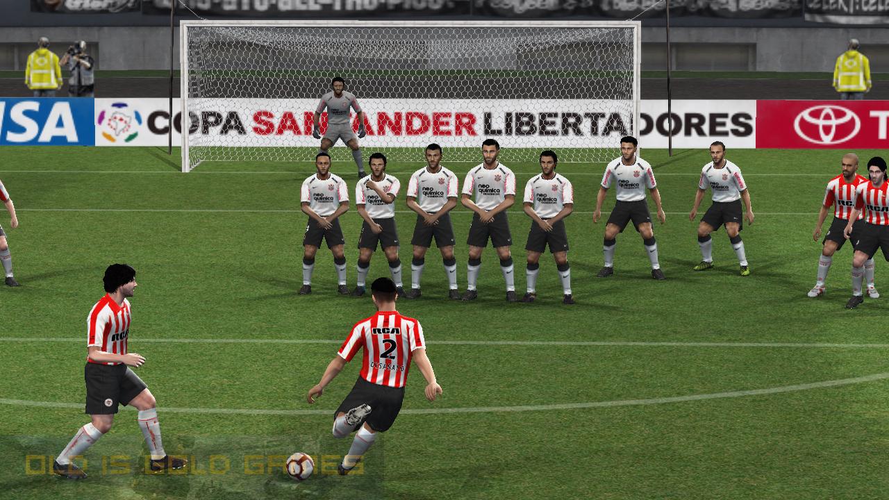 PES Pro Evolution Soccer 2011 Setup Free Download