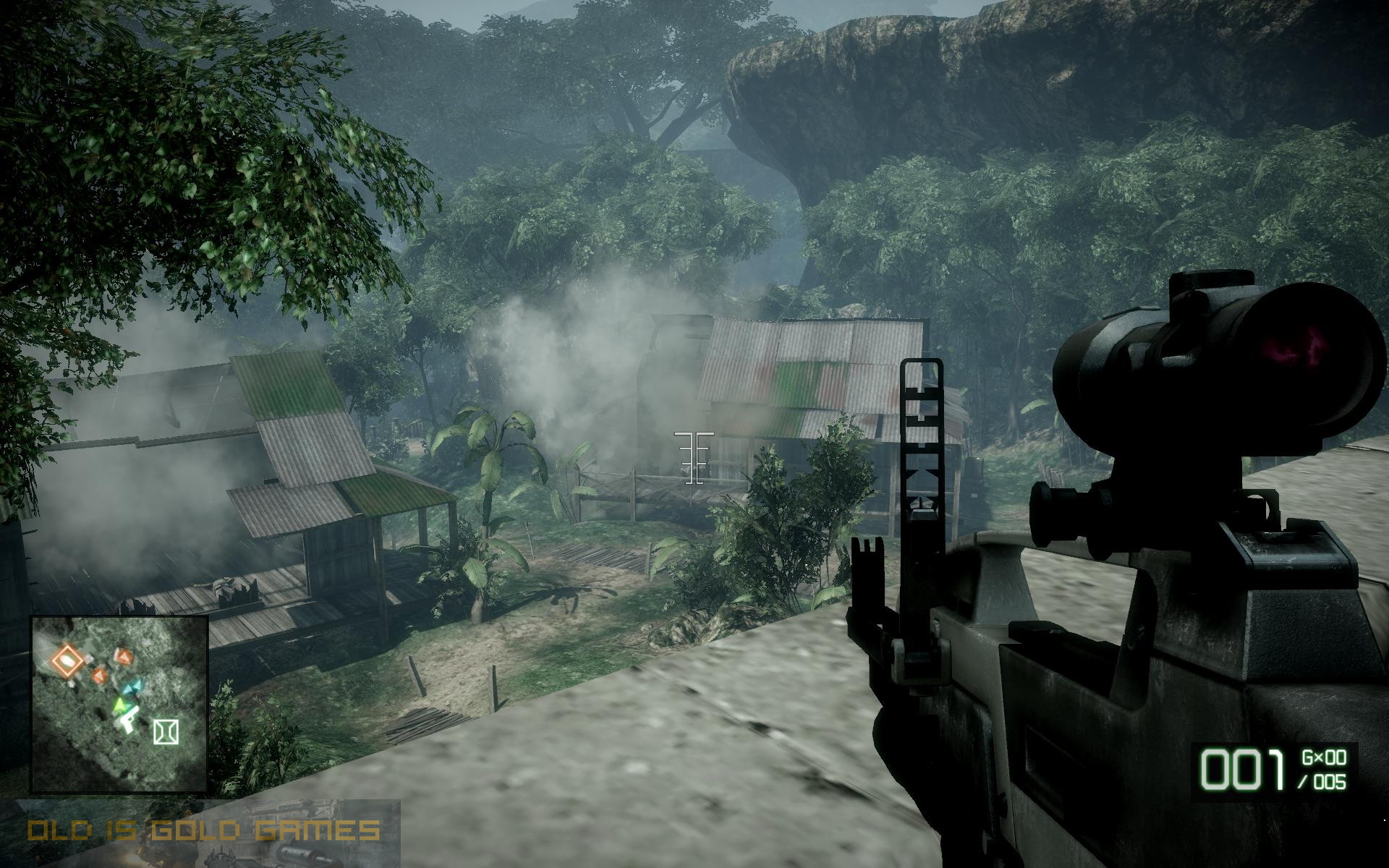 Battlefield 2 Bad Company Features
