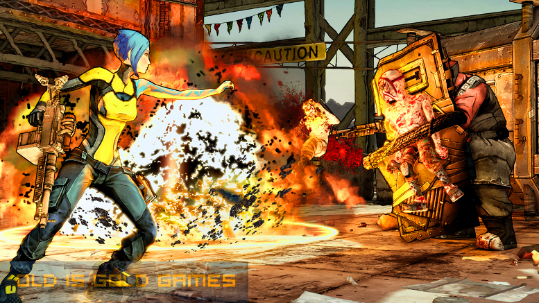 Borderlands 2 Setup Free Download