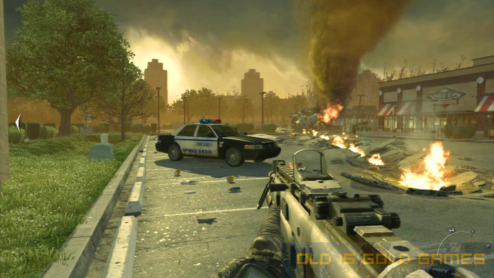 Call of Duty Modern Warfare 2 Download For Free