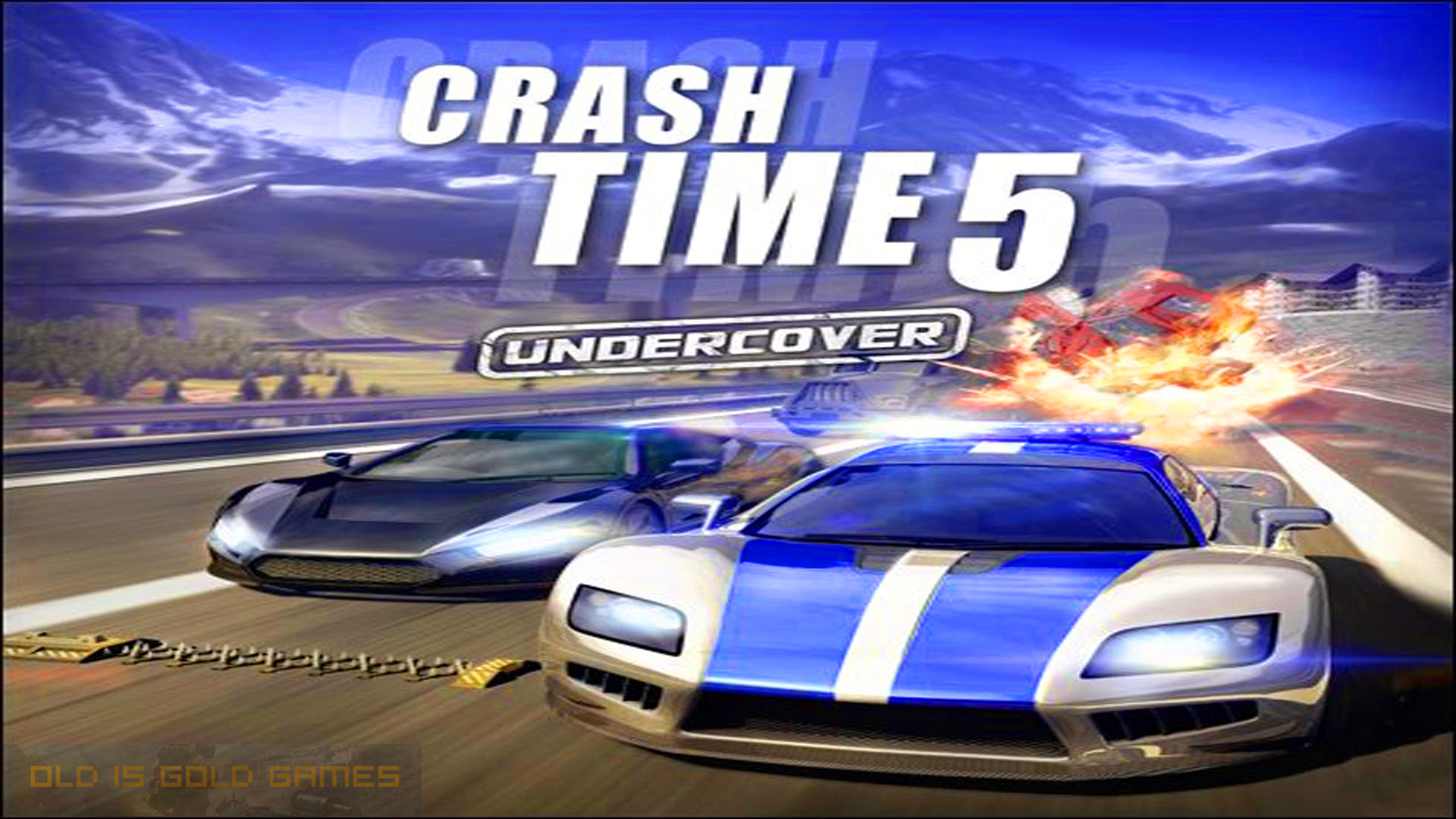 Crash Time 5 Undercover Free Download