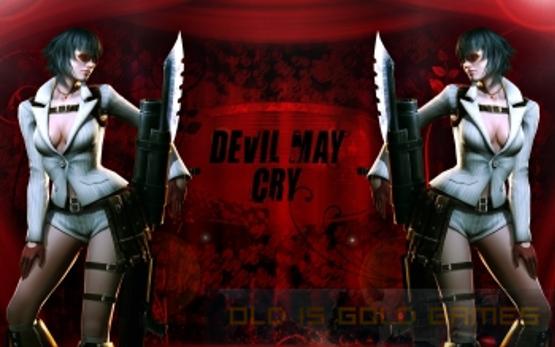 Devil May Cry 3 Dante's Awakening Setup Free Download