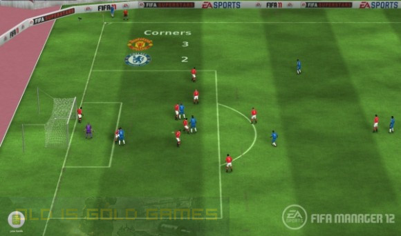 FIFA Manager 12 Download For Free