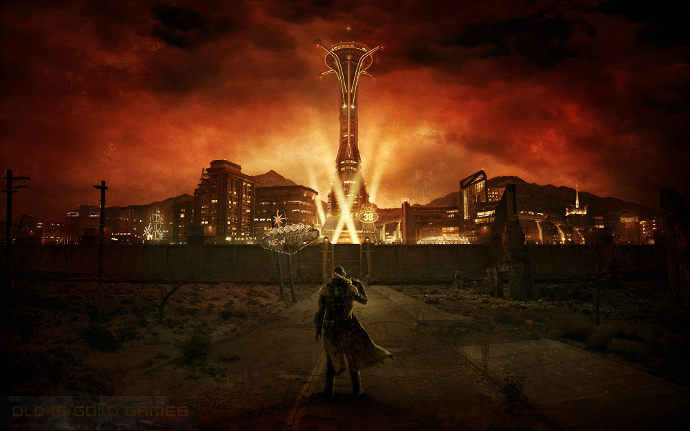 Fallout New Vegas Setup Free Download