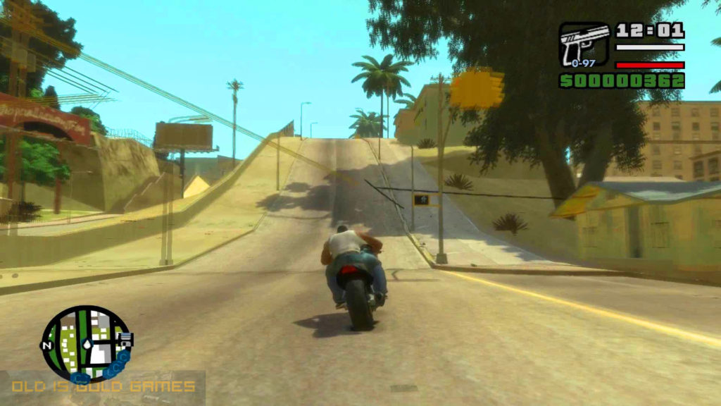 Grand Theft Auto San Andreas Game - Free Download