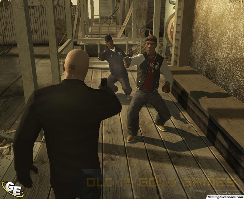 Hitman Blood Money Setup Free Download