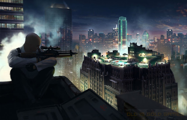 Hitman Sniper Challenge Game Features