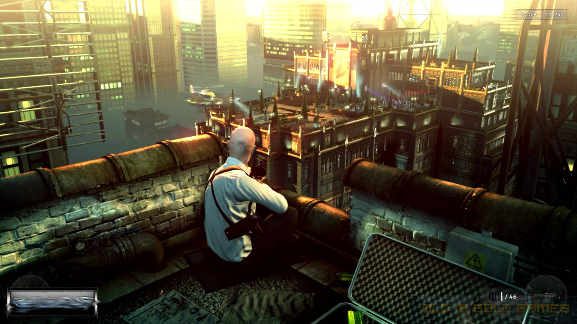 Hitman Sniper Challenge Game Setup Free Download