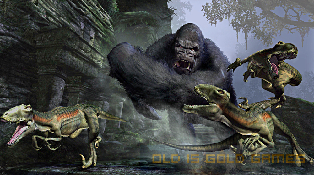 King Kong Official Game Setup Free Download