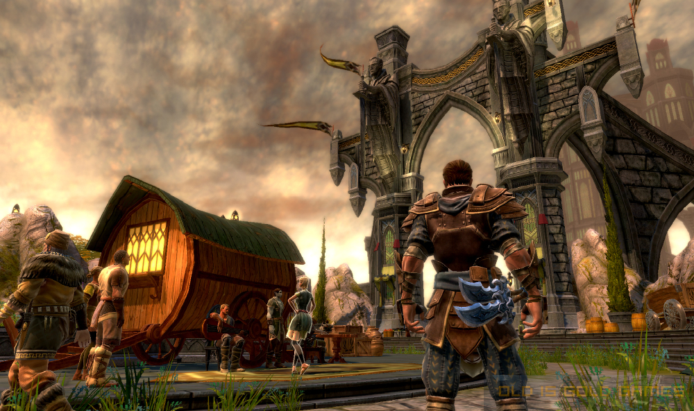 Kingdoms of Amalur Reckoning Setup Free Download
