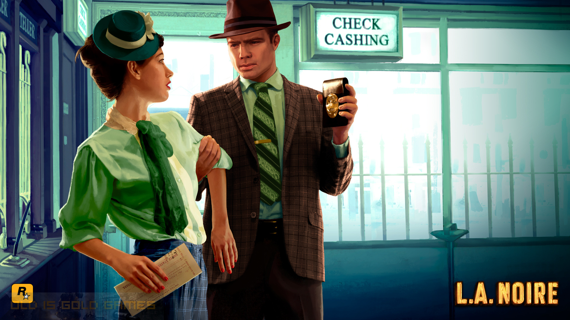 LA Noire Setup Free Download