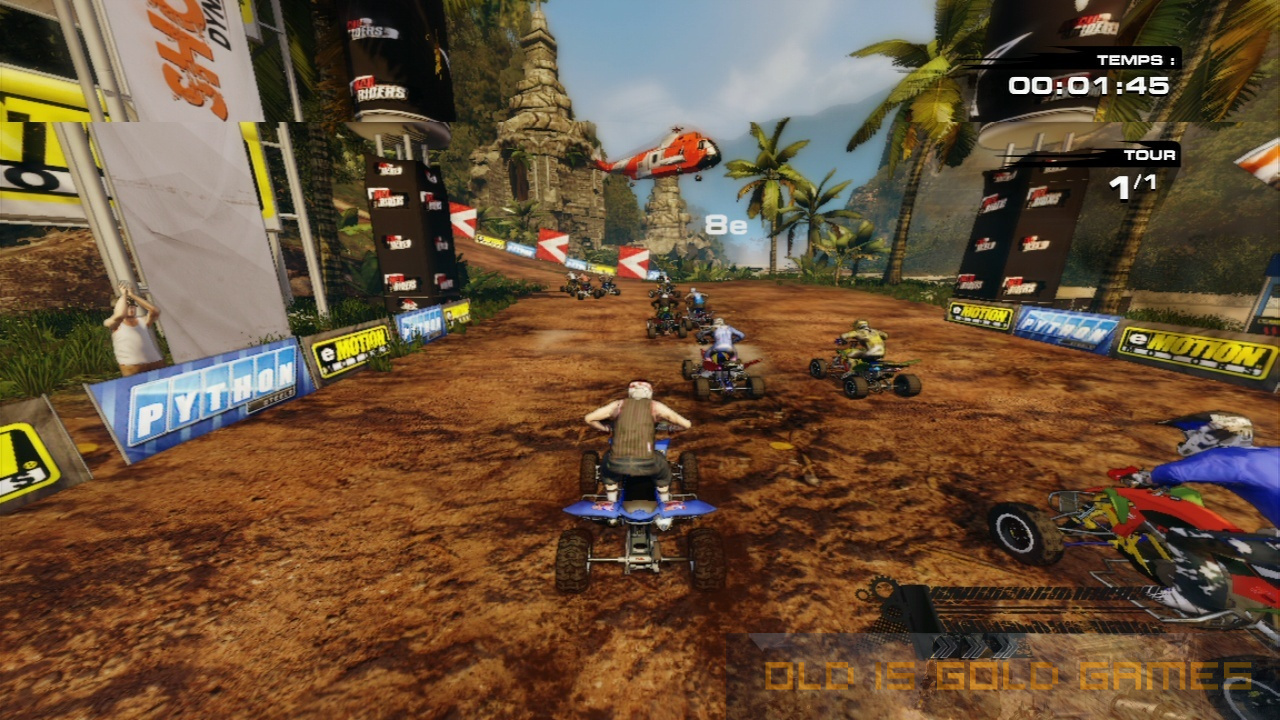 Mad Riders Setup Free Download