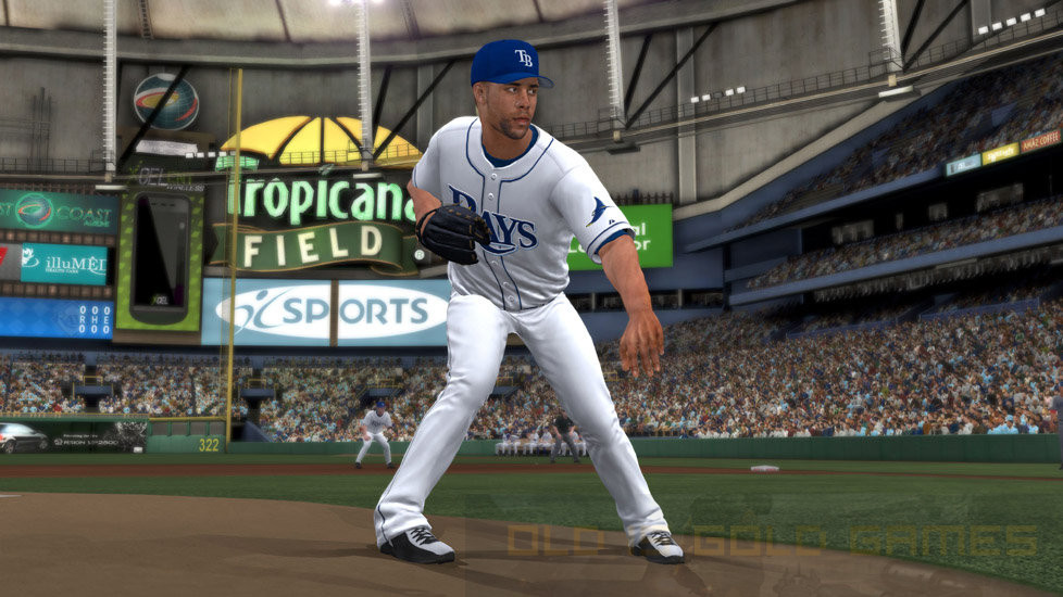 Major League Baseball 2K12 Features
