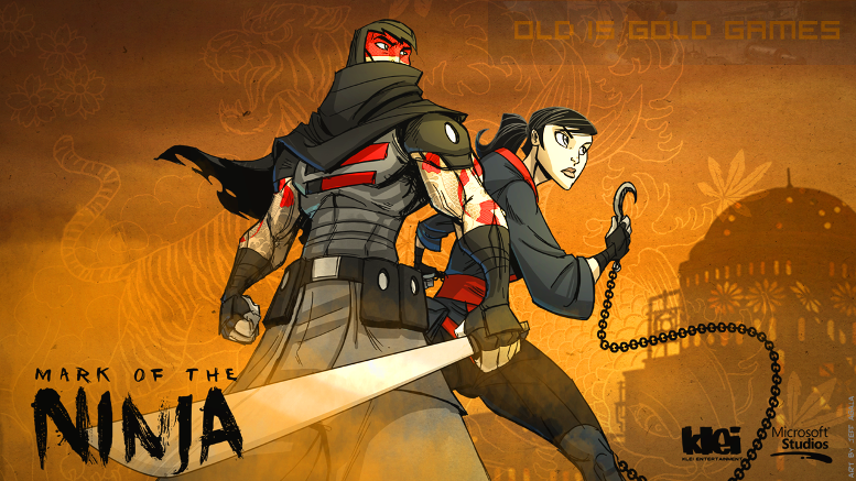 Mark Of The Ninja Features