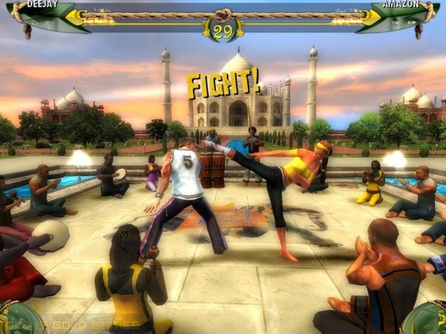 Martial Arts Capoeira Setup Free Download