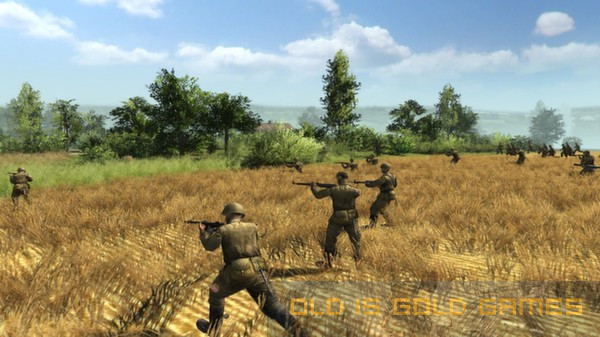 Men Of War Condemned Heroes Setup Free Download