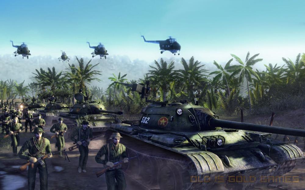 Men Of War Vietnam Setup Free Download