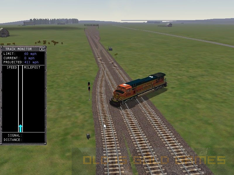 Microsoft Train Simulator Features