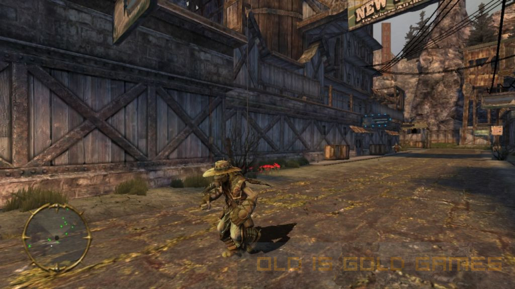 Oddworld's Stranger's Wrath Download For Free