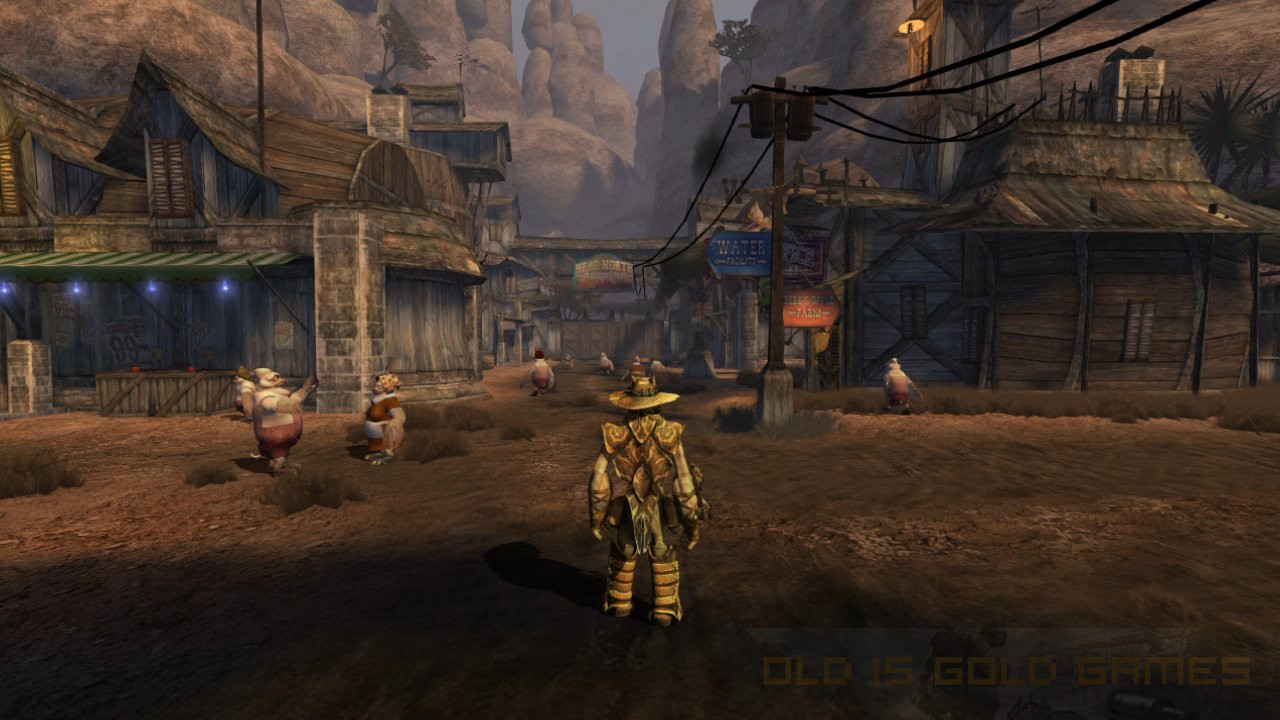 Oddworld's Stranger's Wrath Setup Free Download