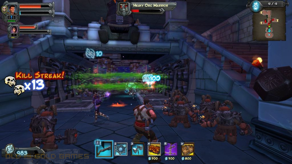 Orcs Must Die 2 Setup Free Download