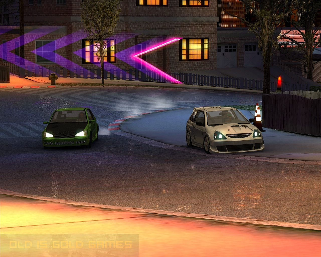 Overspeed High Performance Street Racing Setup Free Download