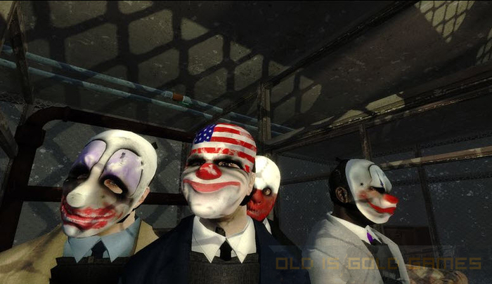 PAYDAY The Heist Download For Free