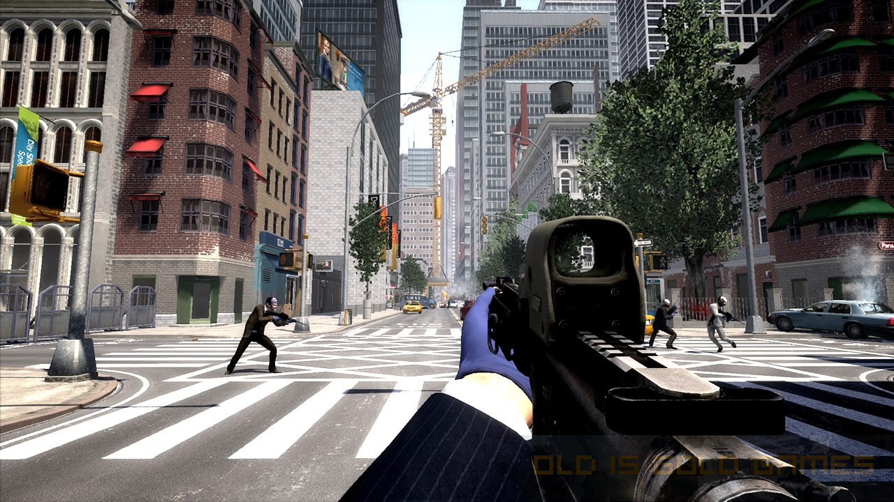PAYDAY The Heist Features