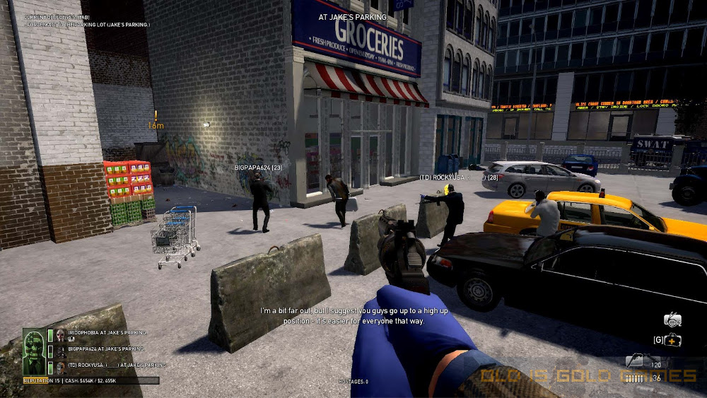 PAYDAY The Heist Setup Free Download