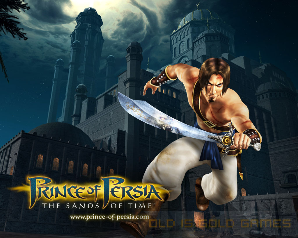 Prince of Persia The Sands of Time Free Download