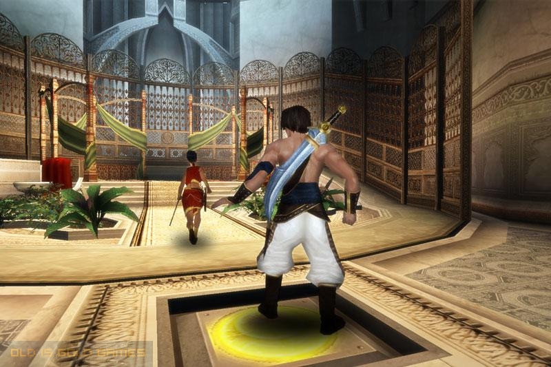Prince of Persia The Sands of Time Setup Free Download