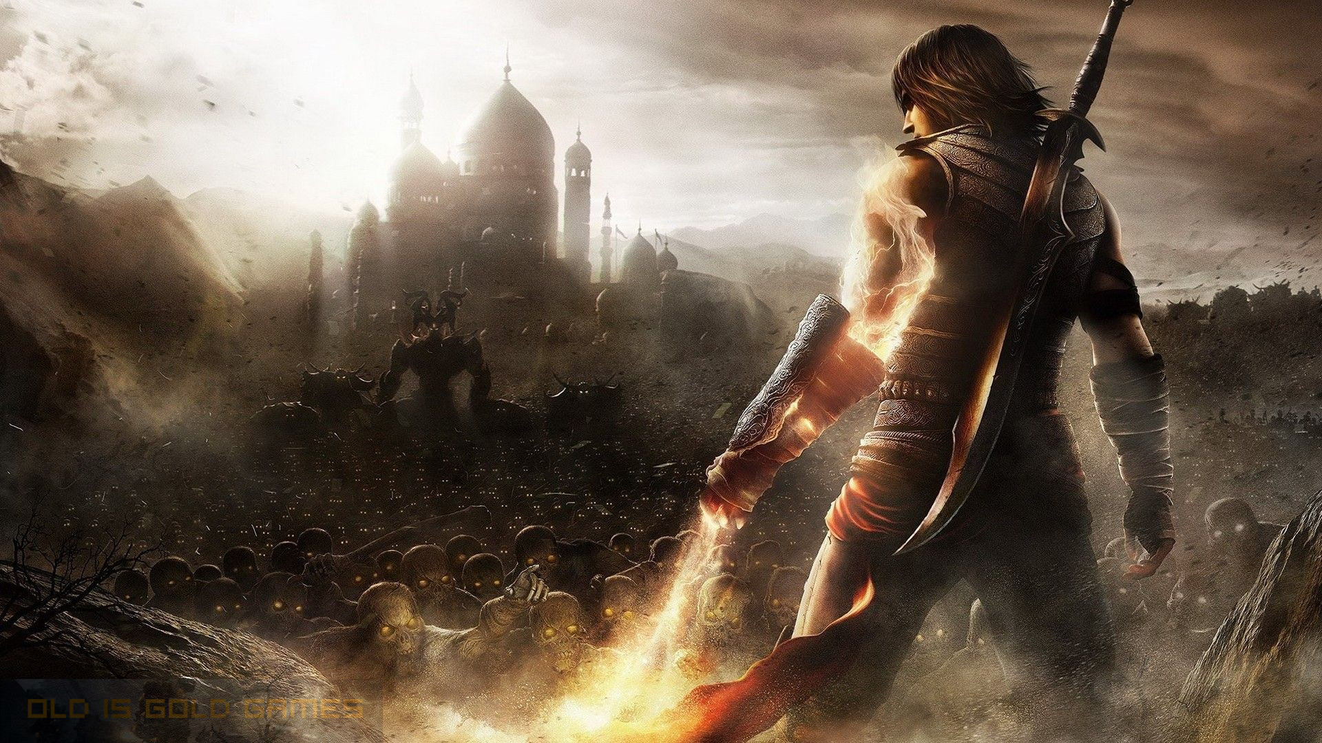 Prince of Persia The Two Thrones Features