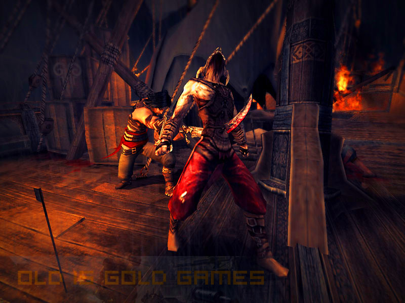 Prince of Persia Warrior Within Download For Free