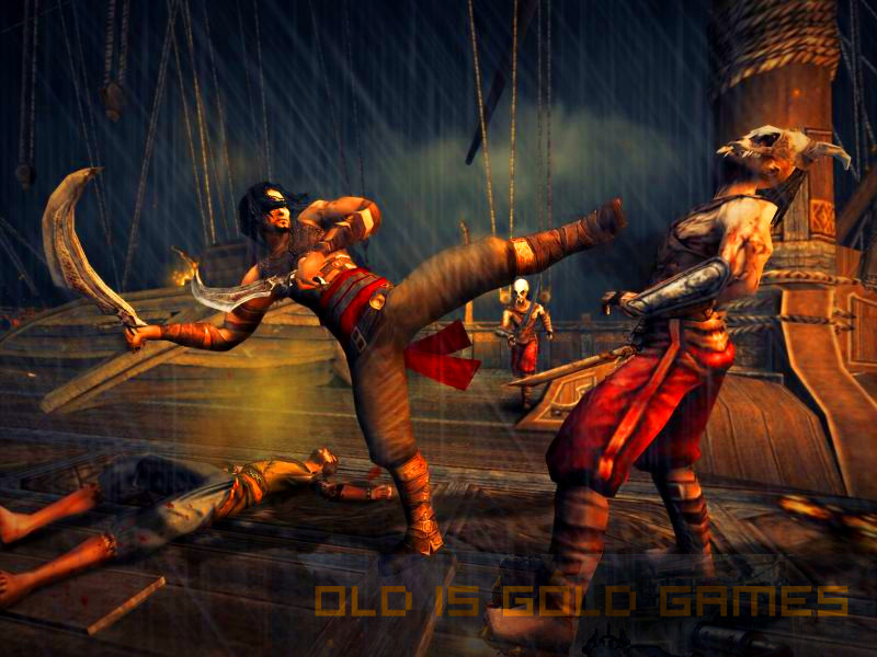 Prince of Persia Warrior Within Setup Free Download