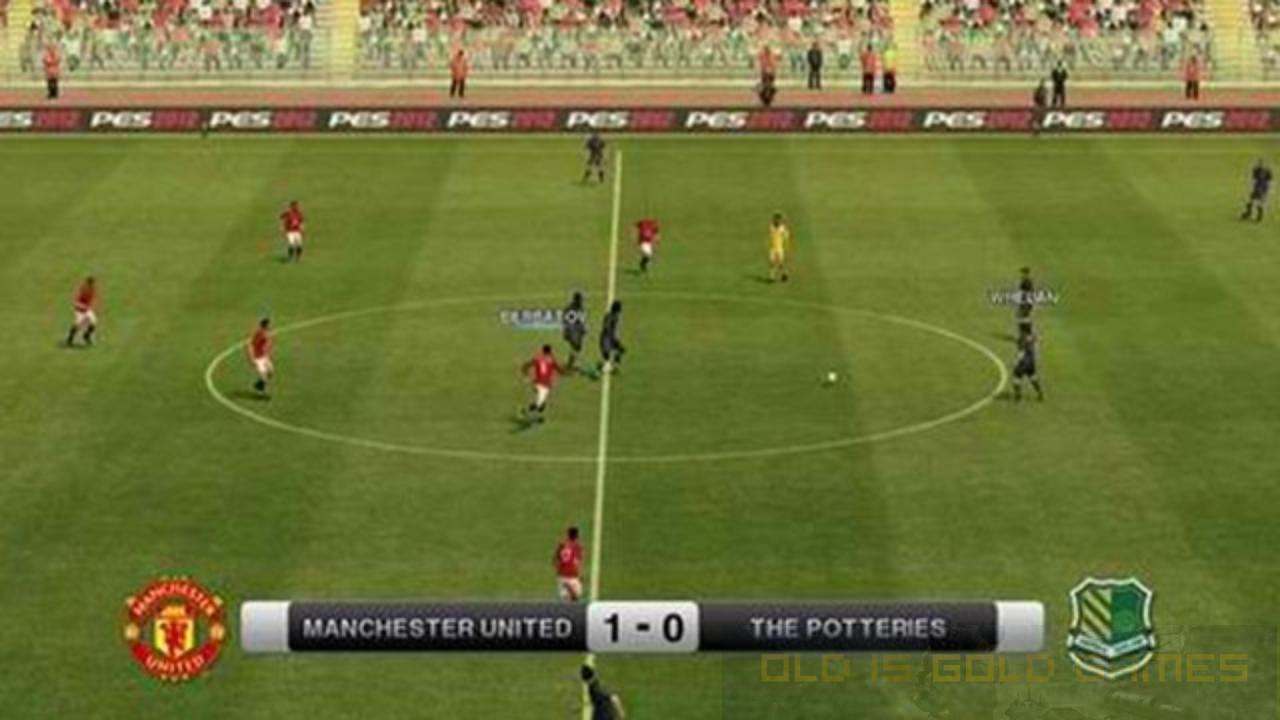 Pro Evolution Soccer 2012 Download For Free