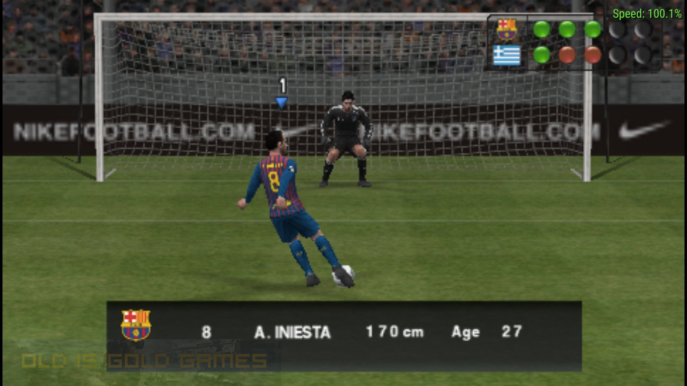 Pro Evolution Soccer 2012 Features