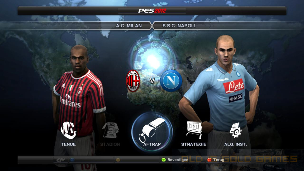 Pro Evolution Soccer 2012 Setup Free Download