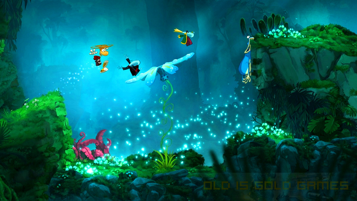 Rayman Origins Download For Free