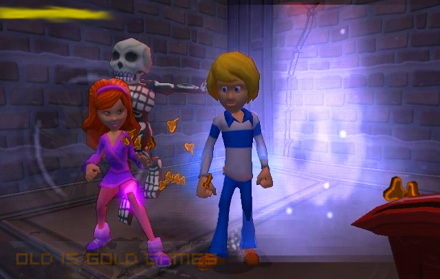 Scooby Doo First Frights Features