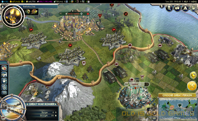Sid Meier's Civilization V Setup Free Download