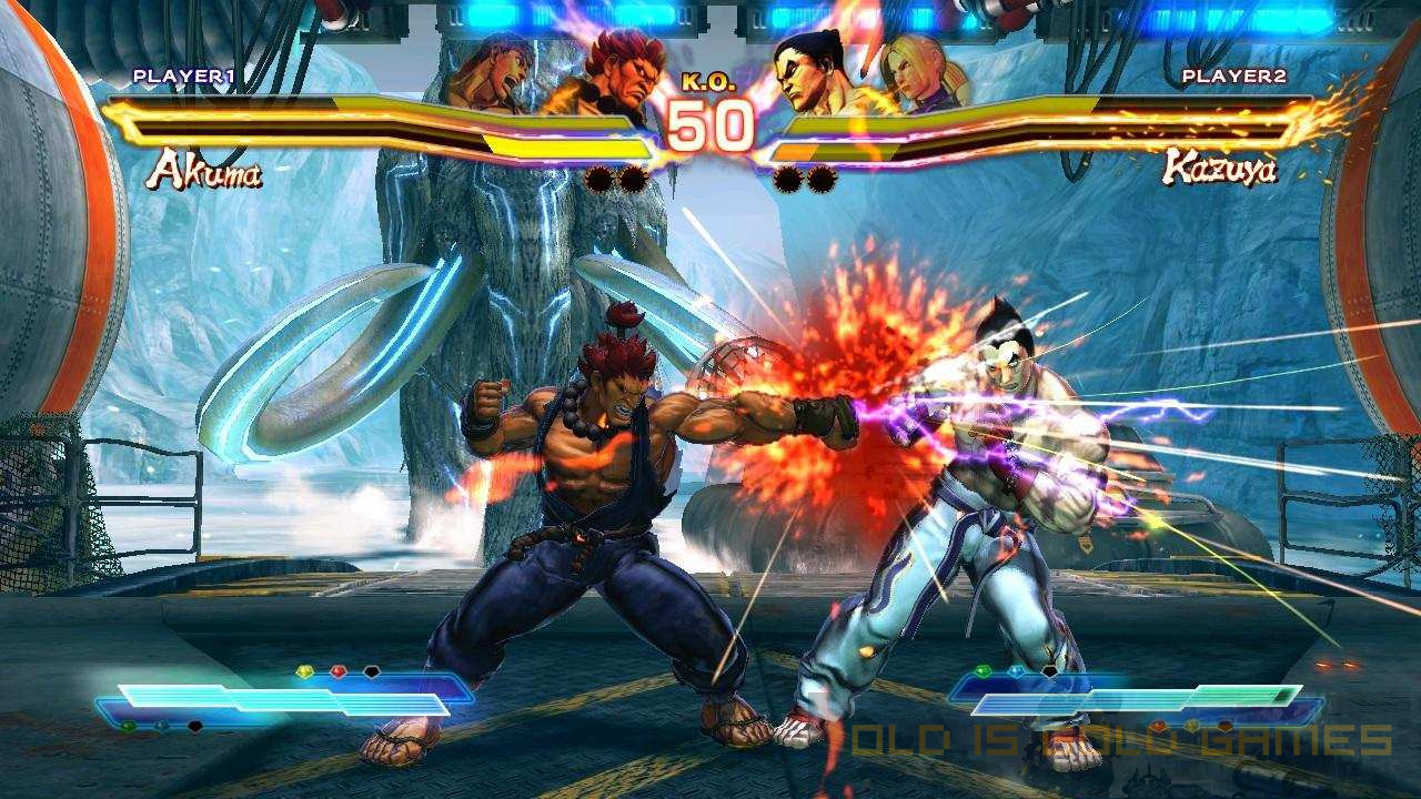 Street Fighter X Tekken Setup Free Download